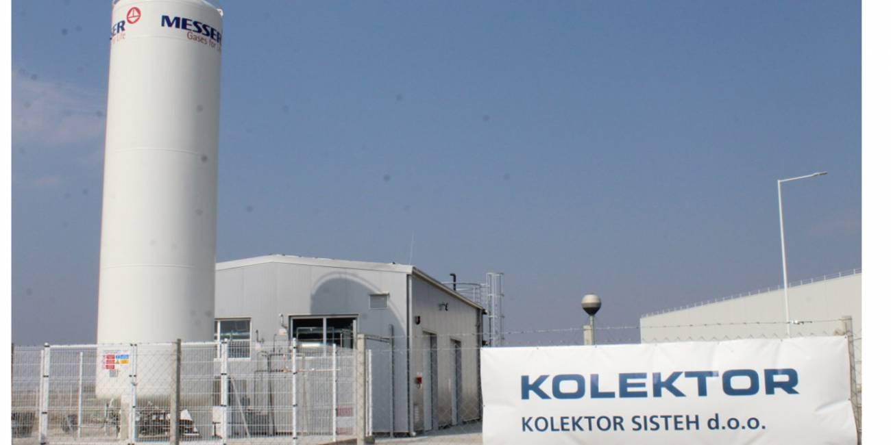 Na uporabu predan uređaj za pročišćavanje otpadnih voda u industrijskoj zoni Ruma u Srbiji