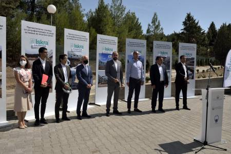 Kolektor Sisteh cooperated in the construction of the most technologically advanced drinking water treatment plant in the Republic of Northern Macedonia