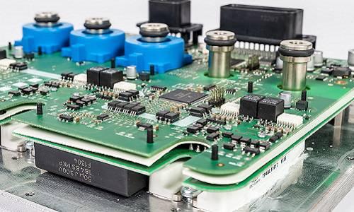Elektronik und Antriebe